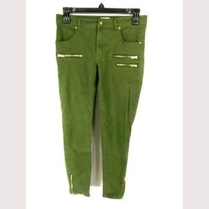 H&M Conscious Collection Jeans Size 4 Green